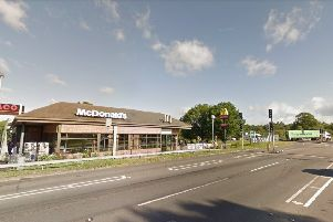 Piers Montague tragically died in the collision which happened near Buck Barn crossroads. Picture: Google Street View