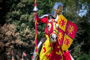 The Loxwood Joust returns in August