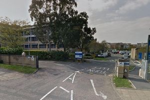 Southern Water HQ in Yeoman Road, Worthing. Pic: Google Streetview