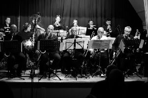 Simon Bates big band