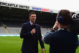 Niall Quinn. Getty Images