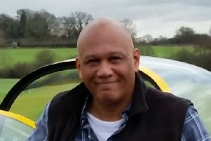 Wayne Bayley has been selected as the Brexit Party's prospective parliamentary candidate for Crawley