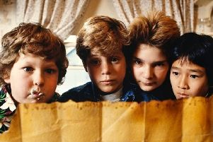 The Goonies will return to the big screen in Crawley