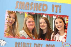 Ifield Community College GCSE results day 2019