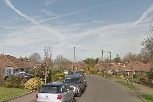 Dale Avenue in Hassocks. Picture: Google Street View