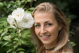 Morgan Ford-Osborne has beaten over 100 entrants to be crowned the Face of Burghley 2019.