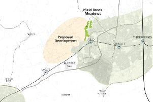 Plans for 10,000 new homes between Horsham and Crawley 'not supported'