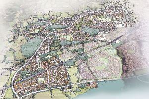 West of Ifield development consultation events postponed by Homes England