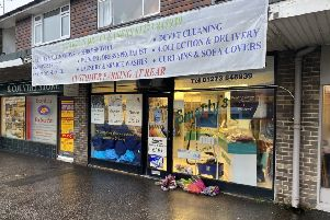 Mohammed Reza Kadkhoda Zadeh ran Smarty's Dry Cleaners in Hassocks