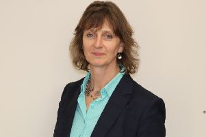 Becky Shaw, joint chief executive at East and West Sussex County Councils