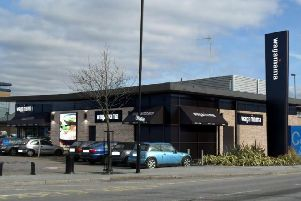 Plans for a Wagamama in Crawley