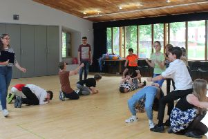 Chichester Festival Theatre Young Practitioners programme