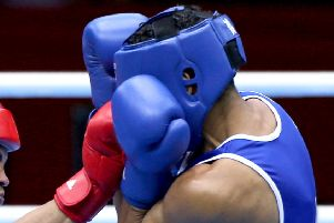 Boxing sessions are being held in Peterborough