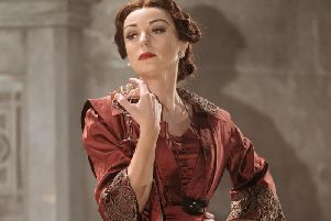 Helen George in My Cousin Rachel Photo Manuel Harlan