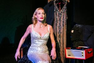 Ute Lemper Rendezvous With Marlene - Photo by Russ Rowland