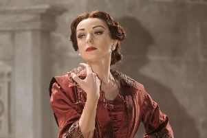 Helen George in My Cousin Rachel - Photo Manuel Harlan