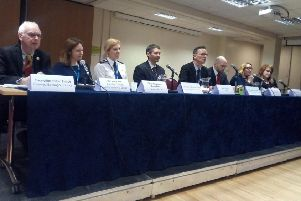 Crawley Question Time 2018