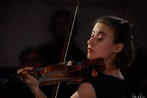 Aysen Ulucan. Photo by Peter Mould