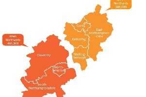 The facts and figures behind proposed Northamptonshire unitary model