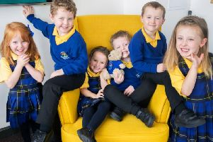The brand-new primary school will welcome 210 pupils aged four to 11 and has an additional 30-place nursery on site