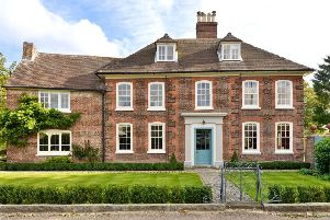 Take a look around this stunning £1.75 million farmhouse!