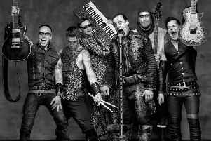 Rammstein's new album is due out next year
