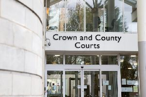 Knives and drugs confiscated from Northamptonshire courts