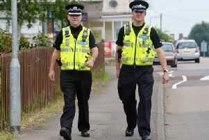 Patrols are being stepped up post-Christmas