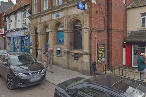The TSB machine in Rushden High Street was hit by 'cash trap' thieves NNL-191101-151047005