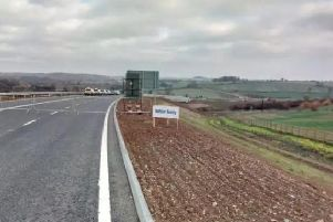 The new Flore bypass (officially known as the Daventry Development Link Road) opened at the end of 2018