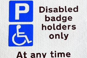 More people in Northamptonshire displaying disability badge when parking