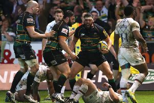 Tom Wood has signed a new Saints deal