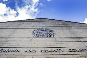 Mark Wells-Pestell represented himself in the case heard at Northampton Crown Court