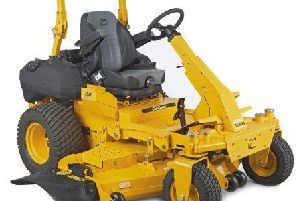 Sit-on lawn mower stolen from Long Buckby