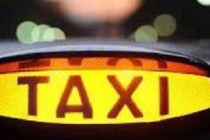 Taxi tariffs are set to increase for the first time since 2007 in Daventry