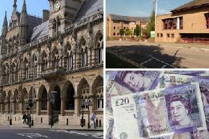 Northampton Borough Council and Daventry District Council featured in the annual 'Town Hall Rich List' from the TaxPayers' Alliance