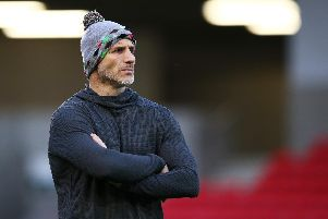 Harlequins boss Paul Gustard