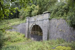 The innovation centre is associated with the re-use of the former Catesby railway tunnel for aerodynamic testing