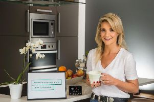 PresenterHelen Skelton has teamed-up with Smart EnergyGBto celebrate the leading communitiesrecognised as Areas for a Beautiful Future.