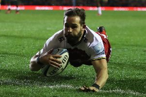Cobus Reinach has been in sensational form at Saints this season