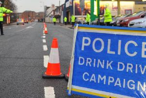 The Northamptonshire Police Drink Drive campaign continues