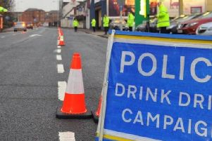The summer drink and drug drive campaign continues