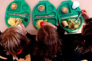 One in ten Northamptonshire school students claim free meal