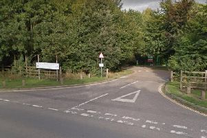 The incident at Daventry Country Park happened on May 15 last year