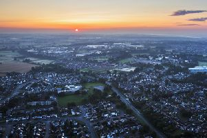 How should Northampton develop over the next 30 years?