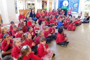 "Open day at ""inspirational"" primary school in Aston-Le-Walls"