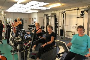 Fabulous Auction of Promises will help rehabilitation gym in Daventry
