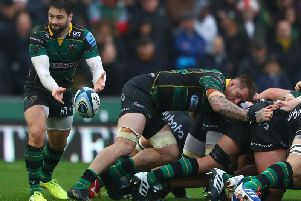 Henry Taylor has been ruled out for six weeks with a broken thumb