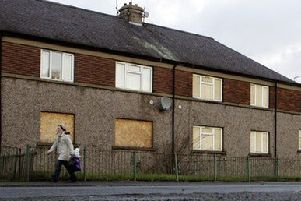 More than 100 homes in Daventry unused for six months or more