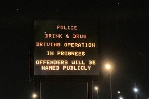 Northamptonshire Police drink and drug-driving campaign